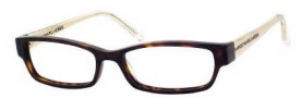 Marc by Marc Jacobs MMJ 453 Eyeglasses Eyeglasses - 0P01 Dark Havana Crystal