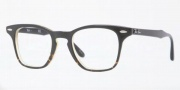 Ray-Ban RX5244 Eyeglasses Eyeglasses - 5028 Black Gradient Havana Yellow