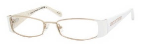 Marc by Marc Jacobs MMJ 456 Eyeglasses Eyeglasses - 0YAO Gold / White Gold
