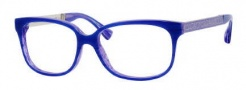 Marc by Marc Jacobs MMJ 462 Eyeglasses Eyeglasses - 0M0J Striped Violet / Violet