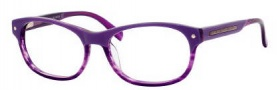 Marc by Marc Jacobs MMJ 482 Eyeglasses Eyeglasses - 0QLO Red Horn