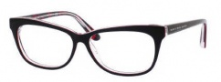 Marc by Marc Jacobs MMJ 485 Eyeglasses Eyeglasses - 00A2 Black Red
