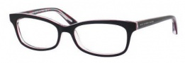Marc by Marc Jacobs MMJ 486 Eyeglasses Eyeglasses - 00A2 Black Red