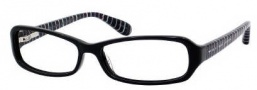 Marc by Marc Jacobs MMJ 493 Eyeglasses Eyeglasses - OYT1 Black Striped