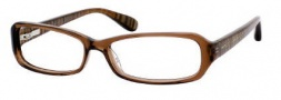 Marc by Marc Jacobs MMJ 493 Eyeglasses Eyeglasses - OYT2 Brown Striped