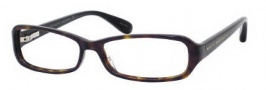 Marc by Marc Jacobs MMJ 493 Eyeglasses Eyeglasses - OKVX Dark Havana Black
