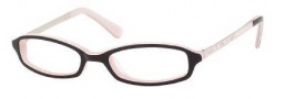Juicy Couture Love Me Eyeglasses Eyeglasses - OERN Espresso Ice Pink