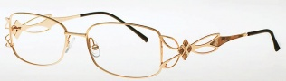 Caviar 4001 Eyeglasses Eyeglasses - (16) Brown
