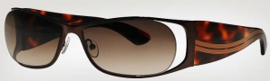 Caviar 2701 Sunglasses Sunglasses - (16) Brown