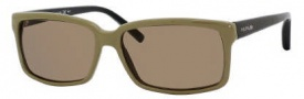 Tommy Hiilfiger 1004/S Sunglasses Sunglasses - 0UOG Khaki Blue (X7 Brown Lens)