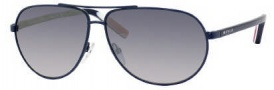 Tommy Hilfiger 1005/S Sunglasses Sunglasses - OUKP Blue Red / White Blue (G5 Azure Mirror Flash Lens)