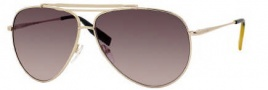 Tommy Hilfiger 1006/S Sunglasses Sunglasses - OJ5G Gold (ED Brown Gradient Lens)
