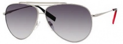 Tommy Hilfiger 1006/S Sunglasses Sunglasses - 0010 Palladium (JJ Gray Gradient Lens)