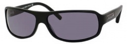 Tommy Hilfiger 1007/S Sunglasses Sunglasses - 0QHC Matte Black (3H Smoke Polarized Lens)