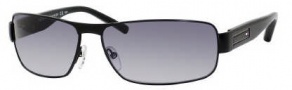 Tommy Hilfiger 1009/S Sunglasses Sunglasses - 010G Matte Black (7Z Gray Gradient Lens)