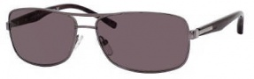 Tommy Hilfiger 1013/S Sunglasses Sunglasses - 0HQE Ruthenium / Dark Havana (70 Brown Lens)