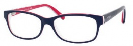 Tommy Hilfiger 1018 Eyeglasses Eyeglasses - 0UNN Blue Red White