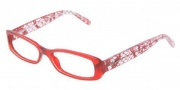 Dolce & Gabbana DG3063M Eyeglasses Eyeglasses - 1893 Red