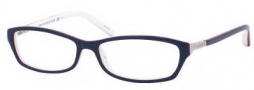 Tommy Hilfiger 1063 Eyeglasses Eyeglasses - 0UKR Blue Red White