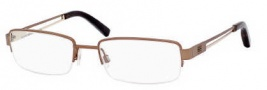 Tommy Hilfiger 1070 Eyeglasses Eyeglasses - 0E0H Semi Matte Brown / Gold
