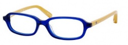 Tommy Hilfiger 1078 Eyeglasses Eyeglasses - 0W2l Blue Yellow