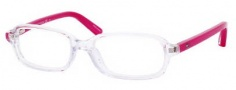 Tommy Hilfiger 1078 Eyeglasses Eyeglasses - 0W0X Crystal / Fuchsia