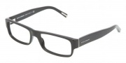 Dolce & Gabbana DG3104 Eyeglasses Eyeglasses - 501 Black