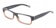 Dolce & Gabbana DG3104 Eyeglasses Eyeglasses - 1860 Brown Gradient