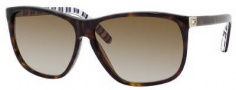 Tommy Hilfiger 1044/S Sunglasses Sunglasses - 00Y2 Havana (CC Brown Gradient Lens)