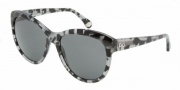 D&G DD3061 Sunglasses Sunglasses - 177987 Coriander Ashen / Gray