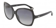 D&G DD3063 Sunglasses Sunglasses - 501/8G Black / Gray Gradient