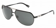 D&G DD6065 Sunglasses Sunglasses - 168/87 Black / Gray