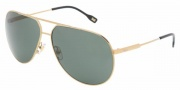 D&G DD6076 Sunglasses Sunglasses - 488/71 Pale Gold / Green