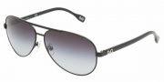 D&G DD6078 Sunglasses Sunglasses - 064/8G Black / Black Gray Gradient