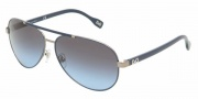 D&G DD6078 Sunglasses Sunglasses - 10198F Gunmetal Blue / Blue Gray Gradient