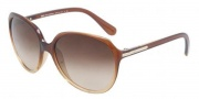 D&G DD8086 Sunglasses Sunglasses - 178113 Brown Gradient / Brown Gradient
