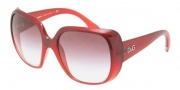 D&G DD8087 Sunglasses Sunglasses - 18888H Red Gradient / Violet Gradient