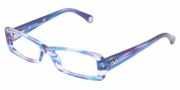 D&G DD1193 Eyeglasses Eyeglasses - 1679 Striped Trasparent Blue