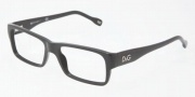 D&G DD1210 Eyeglasses Eyeglasses - 501 Black
