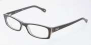 D&G DD1212 Eyeglasses Eyeglasses - 1871 Black Yellow White Gray