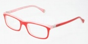 D&G DD1214 Eyeglasses Eyeglasses - 1764 Red on Pink