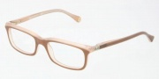 D&G DD1214 Eyeglasses Eyeglasses - 1765 Brown on Beige