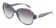 Tiffany & Co. TF4046B Sunglasses  Sunglasses - 81134L Ocean Blue / Blue Gradient Gray