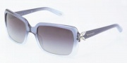 Tiffany & Co. TF4047B Sunglasses Sunglasses - 81084L Transparent Blue / Gradient / Blue Gradient Gray