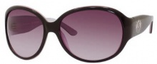 Juicy Couture The Legend/S Sunglasses Sunglasses - 0ERN Espresso Ice Pink (Y6 Brown Gradient Lens)