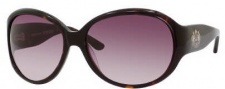 Juicy Couture The Legend/S Sunglasses Sunglasses - 0086 Tortoise (Y6 Brown Gradient Lens)