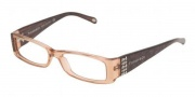 Tiffany & Co. TF2002B Eyeglasses Eyeglasses - 8026 Transparent Sand