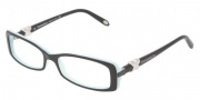 Tiffany & Co. TF2016 Eyeglasses Eyeglasses - 8055 Top Black Blue