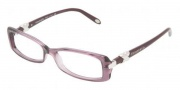 Tiffany & Co. TF2016 Eyeglasses Eyeglasses - 8061 Transparent Violet