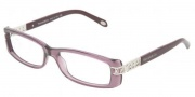 Tiffany & Co. TF2021B Eyeglasses Eyeglasses - 8061 Transparent Violet